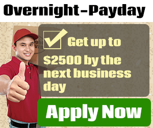 Overnight Payday - Multiple Loan Offers